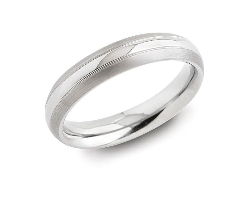Boccia Titanium Snubní titanový prsten 0131-01 - SLEVA