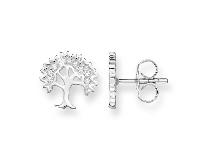 Thomas Sabo Stříbrné náušnice Stromy života H1870-051-14