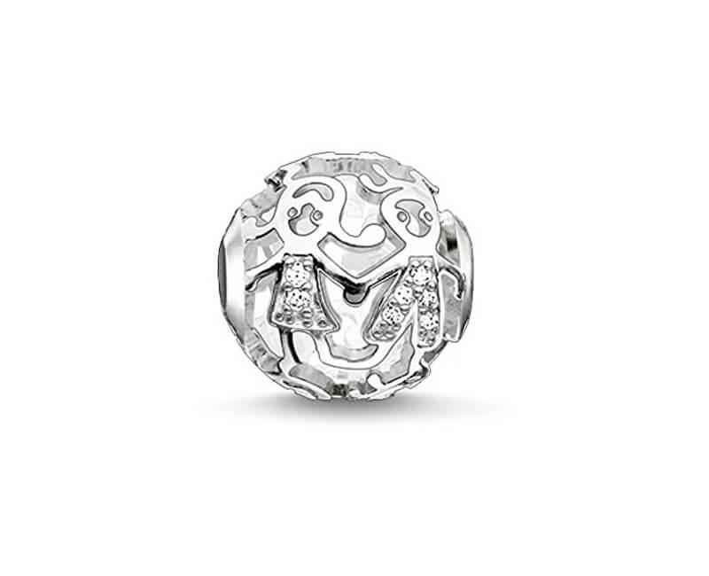 Thomas Sabo Jucării de argint cu pietre prețioase K0159-051-14