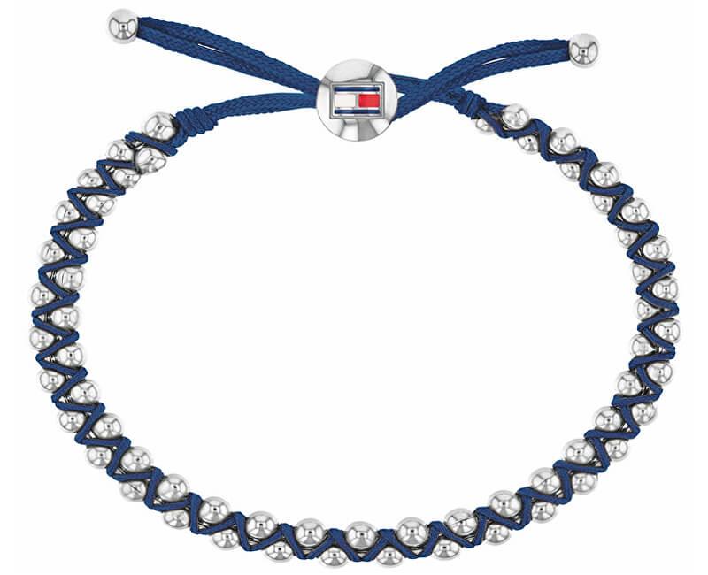 Tommy Hilfiger Fashion náramek s ocelovými korálky TH2780008