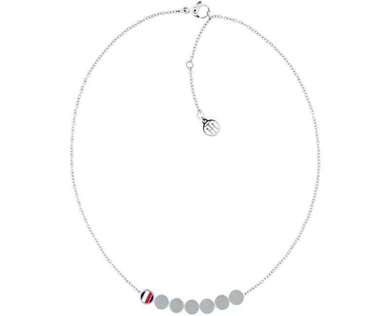 Tommy Hilfiger Fashion ocelový náhrdelník TH2700982