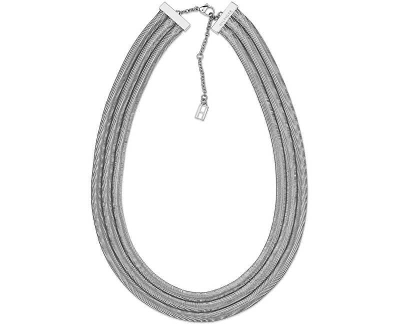 Tommy Hilfiger Luxusní ocelový náhrdelník TH2700978