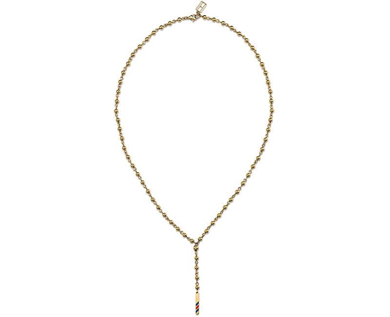 Tommy Hilfiger Oceľový náhrdelník TH2700795