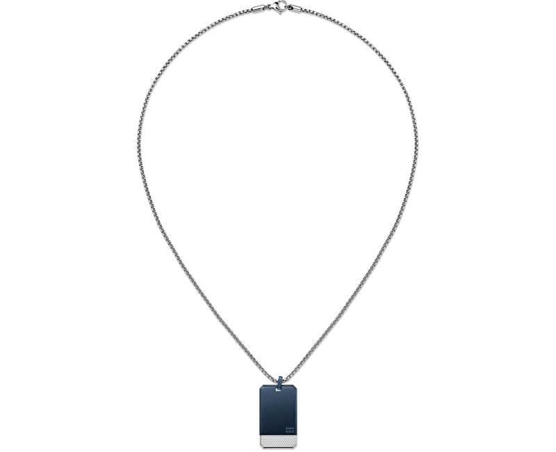 Tommy Hilfiger Pánský ocelový náhrdelník TH2701018