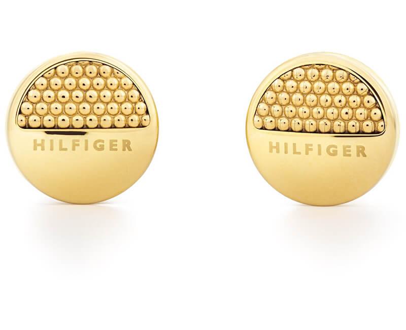 Tommy Hilfiger Cercei placate cu aur TH2701088
