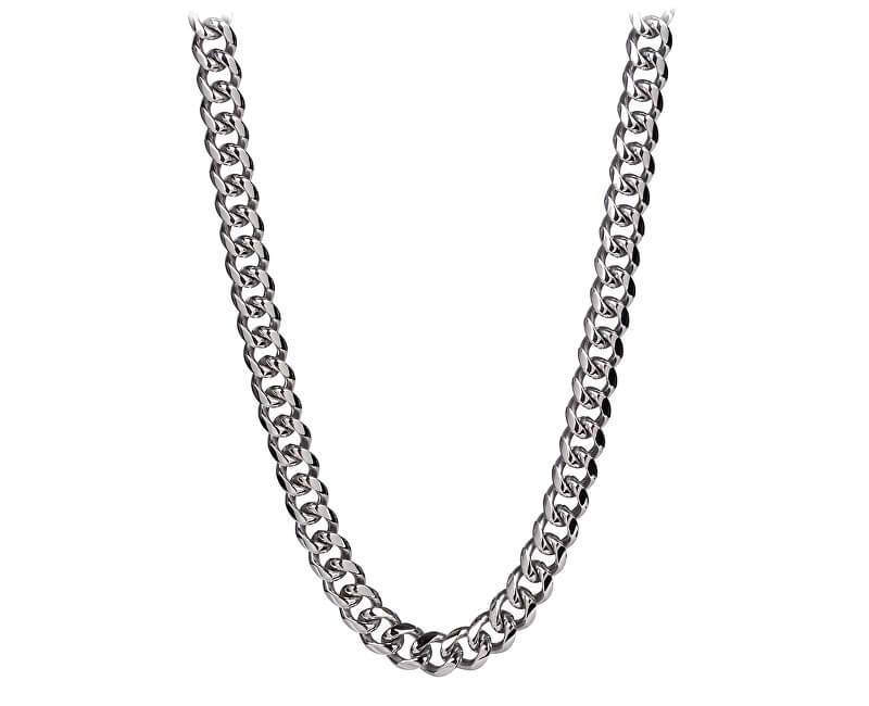 Troli Masivní ocelový náhrdelník
