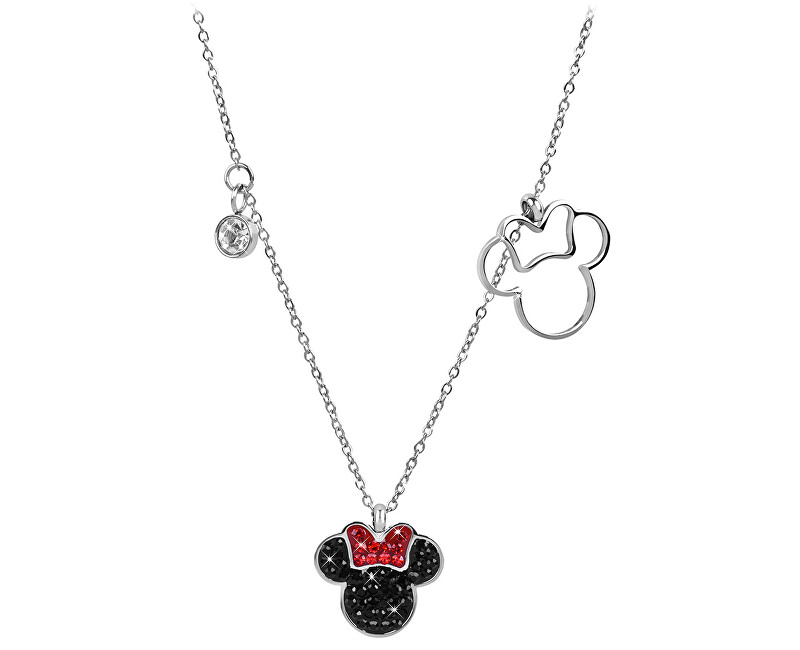Troli Minnie Steel Colier