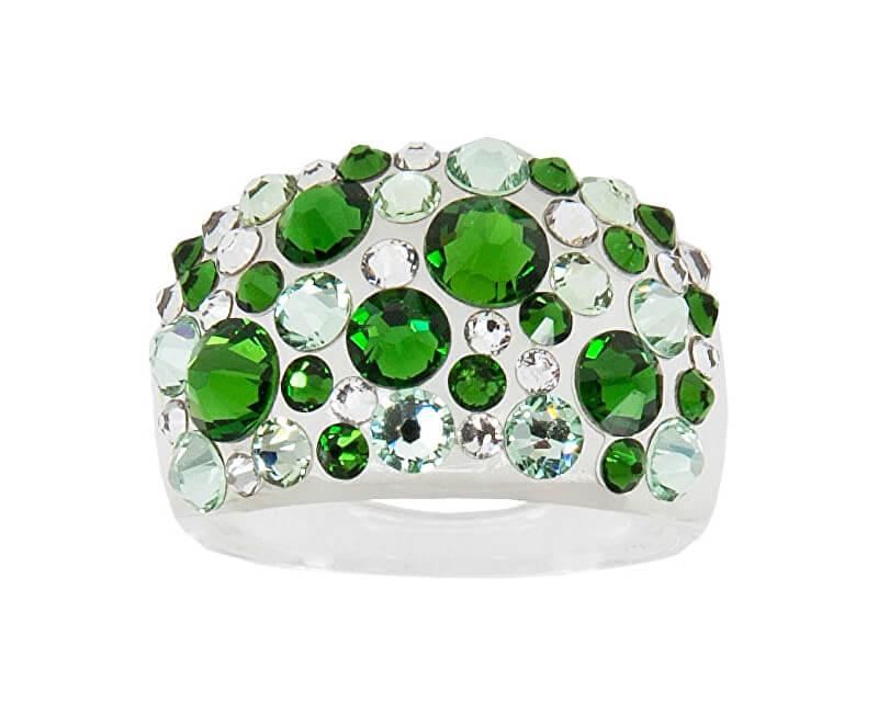 Troli Prsten Bubble Fern Green