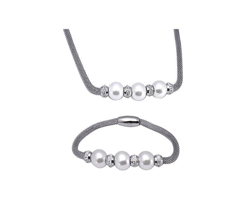 8cf7317fa2 Tribal Elegantní set náhrdelníku a náramku SET012