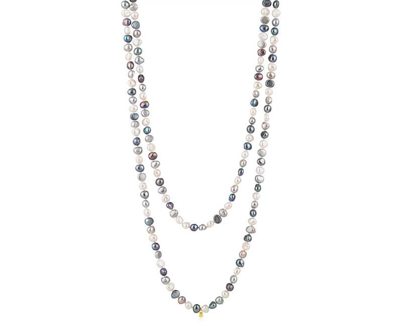 Tous Luxusní náhrdelník z pravých perel 617092020