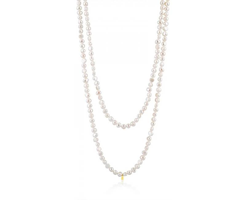 Tous Luxusní náhrdelník z pravých perel 917092000