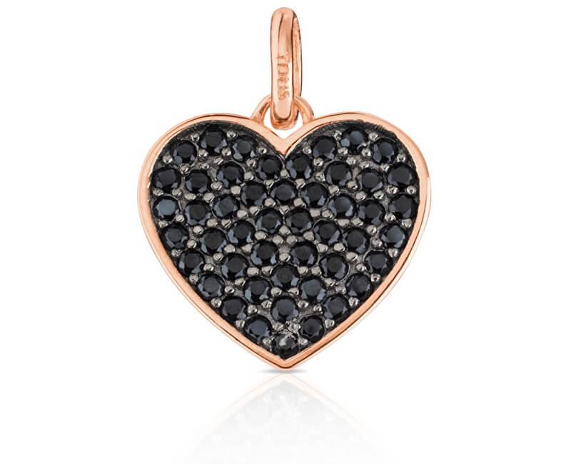 Tous Pandantiv în formă de inimă cu pietre 414934510
