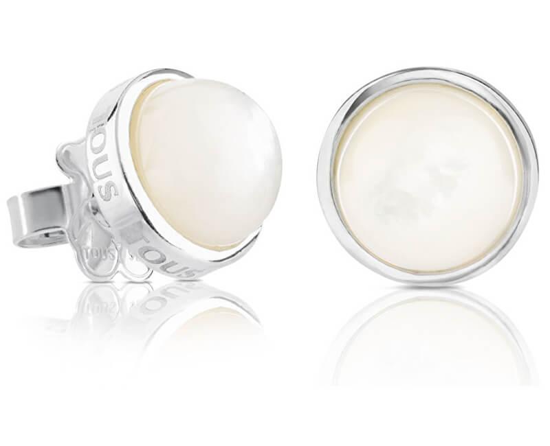 Tous Cercei de argint cu mama de perla 215113500