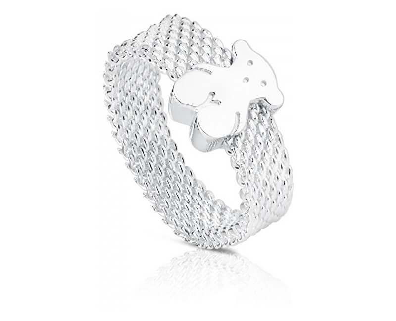 Tous Inel de argint cu urs 010390200