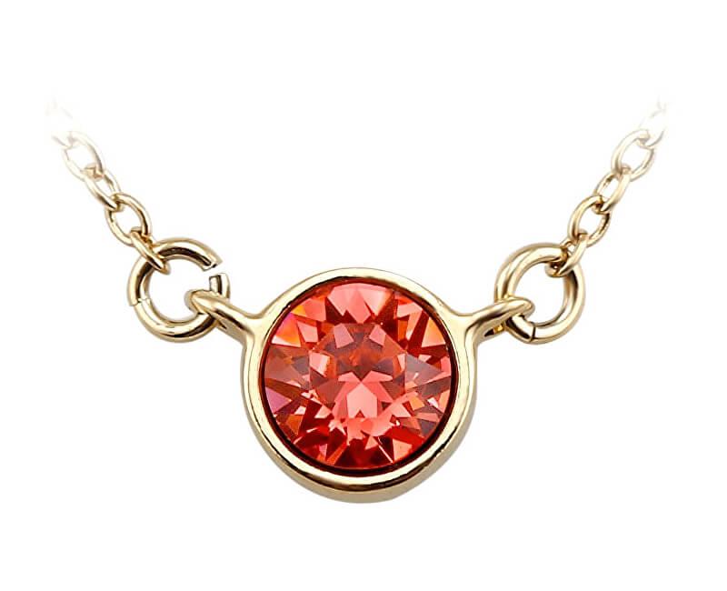 Vicca® Náhrdelník Annie Gold Red OI_141031_red
