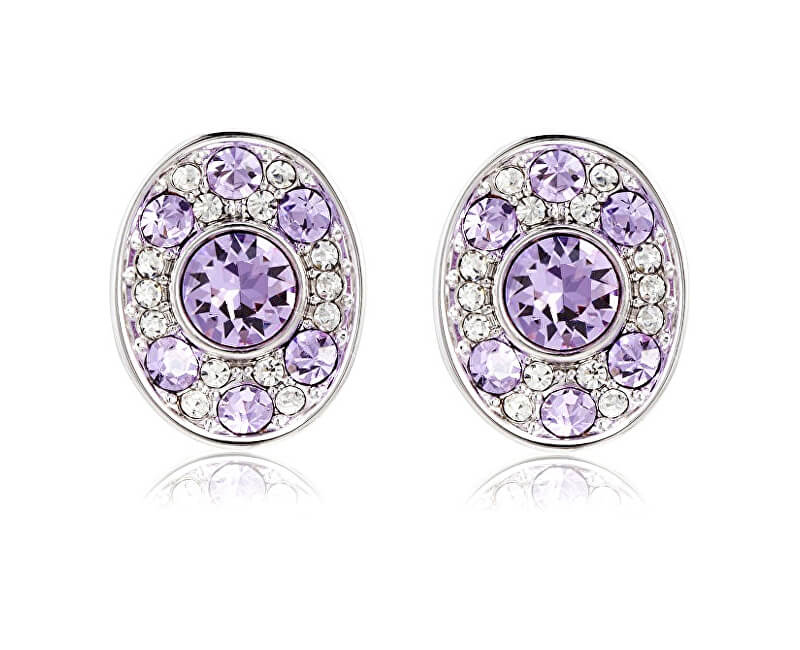 Vicca® Náušnice Flat Purple OI_407011_purple