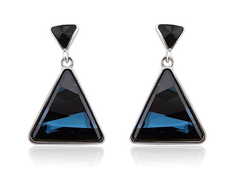 Vicca® Náušnice Triangle Blue OI_441005_blue