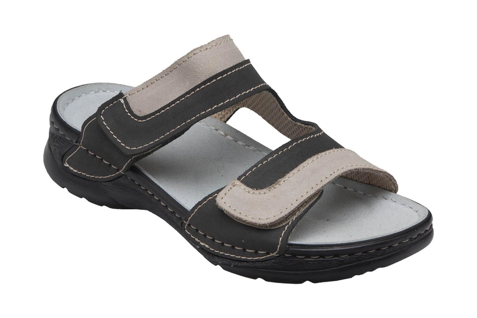 620f24ec45dd0 SANTÉ Zdravotná obuv dámska D / 12/60 / S12 / CP čierna | Vivantis.sk