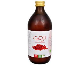 Goji Kustovnica čínska - 100% Bio šťava 500 ml