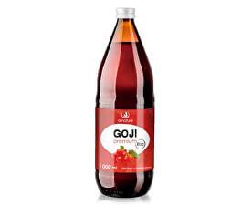 Goji Kustovnice čínská Premium - 100% Bio šťáva 1000 ml