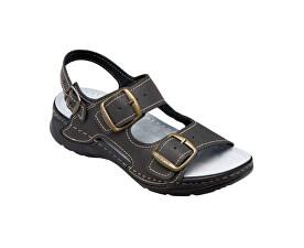 cd975519f SANTÉ Zdravotná obuv dámska D / 5/60 / CP čierna