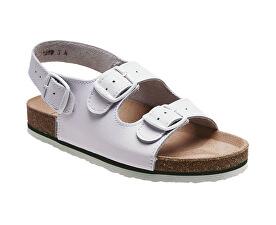 Zdravotní obuv Profi dámská N 31 10 H bílá. SANTÉ e4b627aa22