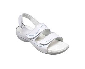 Zdravotní obuv Profi dámská N 124 2 10 B bílá. SANTÉ 1f761dd027