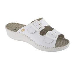 Scholl Zdravotní obuv CLOG RACY Byc-U - bílá  7fb036f2ce
