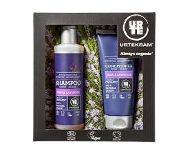 Dárková sada Levandule (šampon, kondicionér)