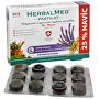 HerbalMed pastilky Dr. Weiss při nachlazení 24 pastilek + 6 pastilek ZDARMA