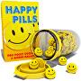 Happy Pills 75 Caps.