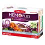 Hemo Plus + kyselina listová 50 kapslí + 10 kapslí ZDARMA