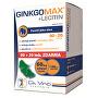 GinkgoMax + Lecitin 90 tob. + 30 tob. ZDARMA