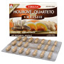Quarteto cu ciuperci Reishi 60 capsule