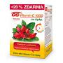 GS Vitamín C 1000 + šípky 100 tbl. + 20 tbl. ZD ARMA