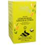 Čaj Citrónová tráva, zázvor & citrusy 20 pyramidek - SLEVA - KRÁTKÁ EXPIRACE 21.7.2020