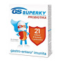 GS Superky probiotika 30+10 kapslí