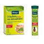 Výhodné balení 3 bylinky na odvodnění 60 tobolek + Šumivé tablety na podporu odvodnění 20 ks
