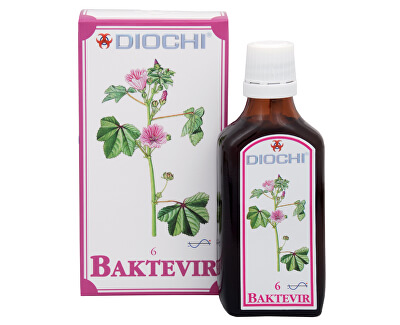 Baktevir kvapky 50 ml