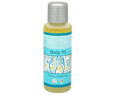 Bio tělový a masážní olej - Body Fit