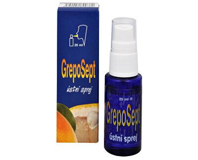 RTJ group Greposept - ústní sprej 25 ml