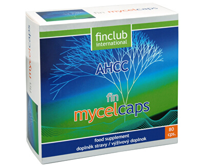 Fin Mycelcaps 80 kapsúl