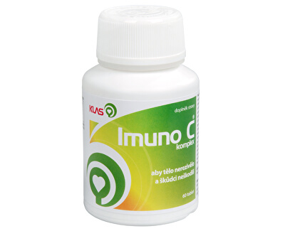 Klas Imuno C komplex 60 tbl.