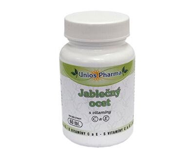 Jablečný ocet s vitamíny C a E 60 tbl.