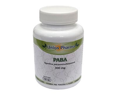 Unios Pharma PABA 100 tbl. + Beta karoten 30 tbl. ZDARMA