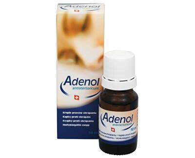 Herb Pharma Adenol kvapky proti chrápaniu 10 ml