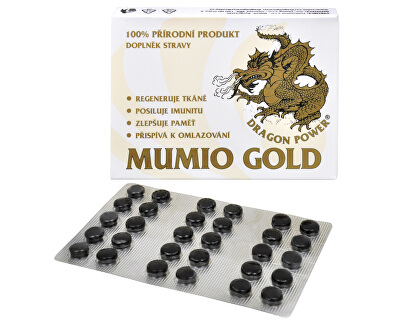 Art - Dialog Dragon Power - Mumio Gold 30 tbl.