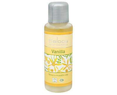 Corp organic și Ulei de masaj - Vanilie 50 ml