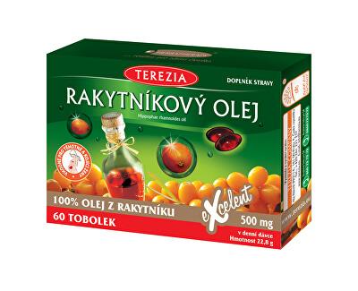 Terezia Company 100% Rakytníkový olej 50 tob. + 10 tob. ZDARMA