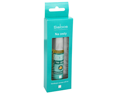 Saloos Bio Aroma roll-on - Na cesty 9 ml